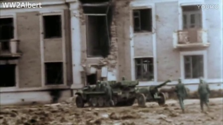 IL2 BOS Battle of Stalingrad Color Footage [1942-1943] - HD WW2