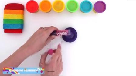 [61]水舞珠珠DIY手工制作 星空瓶彩虹瓶