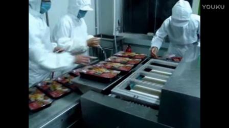食品行业全自动封口机