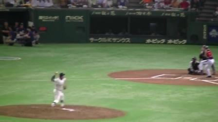 【 村田兆治】Choji Murata 始球式で131キロの鉄腕がアメリカでも話題に!3奪三振!サントリー ドリームマッチ2015 東京ドーム
