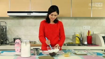 阿sue做蛋糕 长崎蛋糕 用烤箱做蛋糕