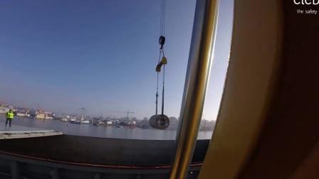 自动吊钩装卸钢卷1 | 智能吊装解决方案 | elebia
