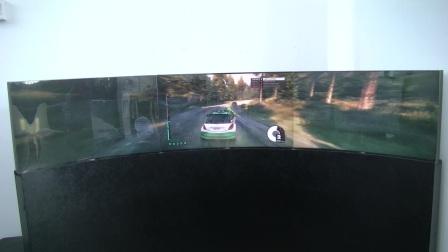 VOFRID沉浸式显示屏
