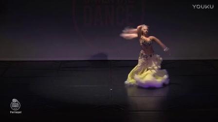 NEW! DIVA DARINA 2016 Modern Baladi in Portugal, Lisbon Oriental Dance Weekend