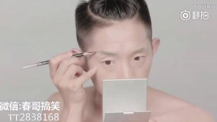 中国男人100年发型变化,我只想问2006年经历了什么,好魔性。。。