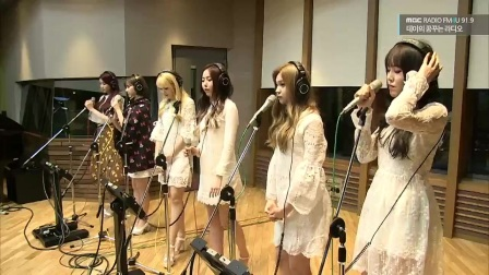 170315 Tei's Dreaming Radio GFRIEND - Rain In The Spring Time LIVE