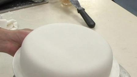 烘焙视频免费教程《翻糖蛋糕&饼干3》