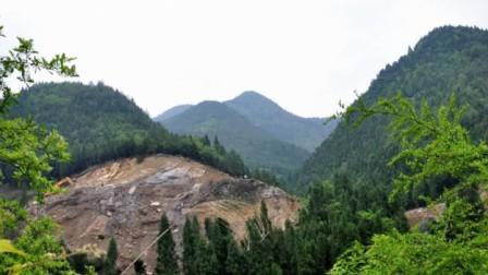 燕山·万州的九寨沟