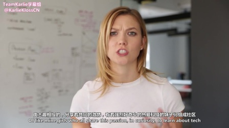 【TeamKarlie字幕组】Klossy E56- Questions for Karlie 5 - Karlie Kloss