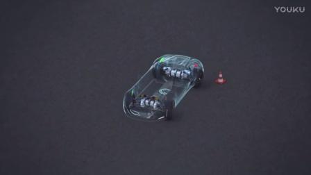 来自克罗地亚的电动超跑Rimac Concept One,扭矩矢量控制系统介绍