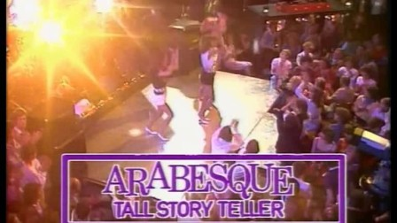 Arabesque Tall Story Teller