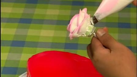 十二生肖裱花蛋糕 生日蛋糕裱花方法蛋糕设计