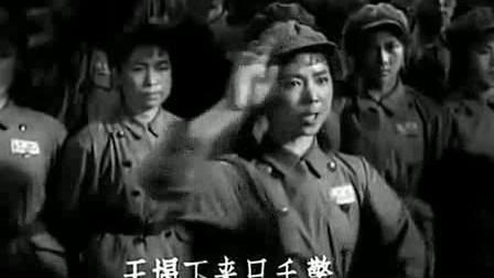 电影 英雄儿女 主题歌原唱