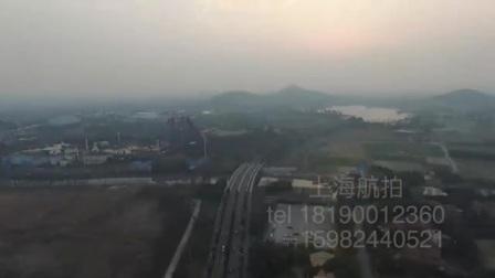 上海欢乐谷航拍