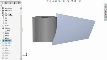 solidworks2016  曲线曲面设计