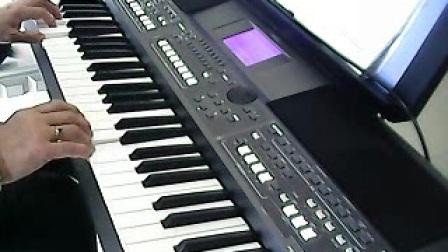 S670电子琴弹唱【思念天边的你】