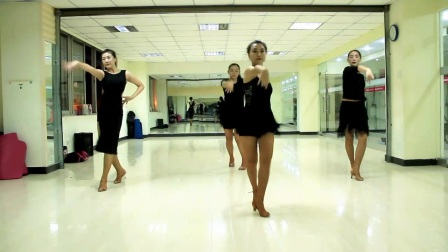 昆明专业拉丁舞教师培训机构缔尚舞蹈简单好学的拉丁舞教学视频