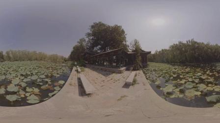 VR全景视频之北京向北-清华园