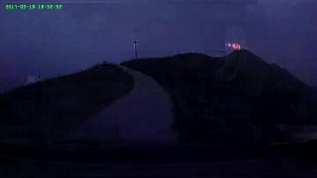 比亚迪S6爬山下山路