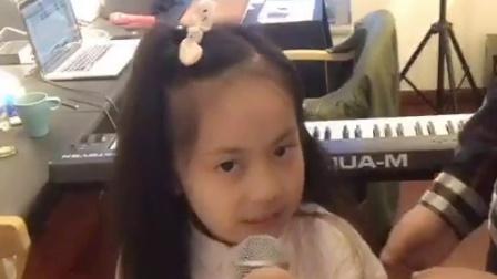 """夏侯钰涵-2017.03.19日 直播""""唱歌给大家听 ,一起来吧!"""""""