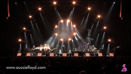 Another Brick in the Wall Pt 2  Pink Floyd Show in 2013