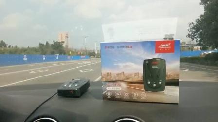 征服者电子狗GPS108流动测速