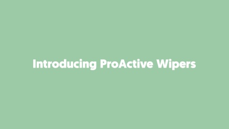 ProActive Wipers by  Semcon