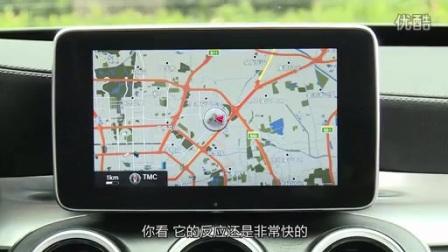 奔驰C 260L多媒体系统体验_试车视频_汽车报价20167