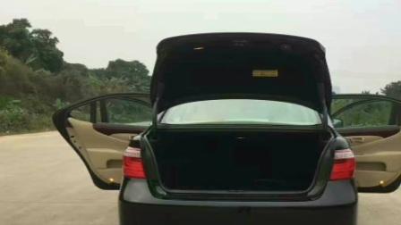 稀有车型:10款雷克萨斯LS600 HL 油电混合 黑色黄内 四座  四电椅  脚部支撑 电动按摩 小餐桌 无匙进入 无匙启动 电吸门 电尾
