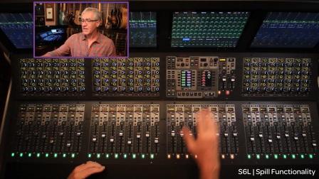 VENUE | S6L 操作流程系列视频12_ Spill 功能