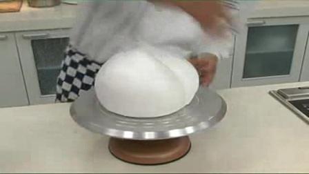 创意蛋糕 各种小吃的制作方法 月饼皮的做法