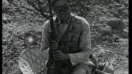 1944年9月9日在雲南驛機場等待空運到保山的國軍精銳部隊 第五軍兩百師官兵(第600團、