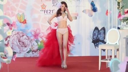 花飛蝶舞春綻放內衣秀臺灣模特秀完整版_超清