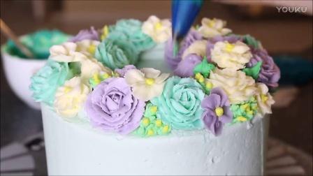 儿童生日蛋糕图片 你要不要饼干 漂亮的生日蛋糕图片