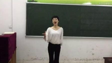 武汉天籁艺术学校 表演王老师《七月的草原》.mp4