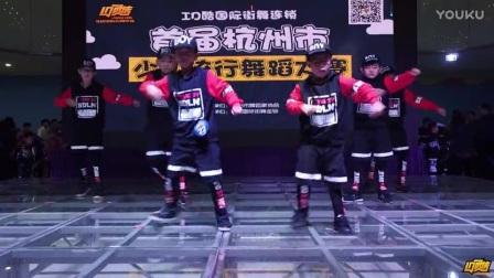 帅气的BOY们参加少儿流行舞蹈大赛,宁波儿童舞蹈培训 ID酷街舞