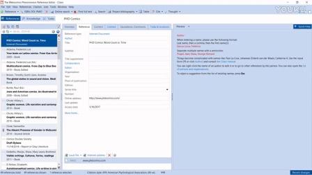 4/8 Adding Online Sources to Citavi