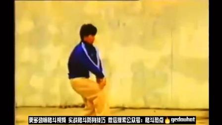 """武林失传绝学""""寒鸡步""""专练下盘 没想到还有这样的功夫"""