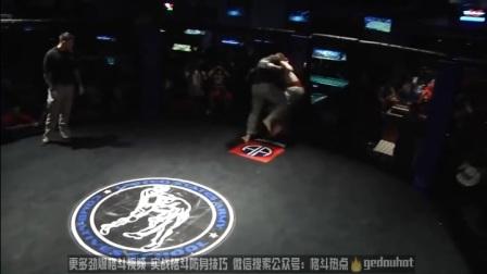 美大兵真实MMA对抗 格斗技能不输专业选手