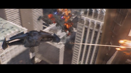 Behind the Magic The Visual Effects of The Avengers