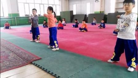 中华传统武术班