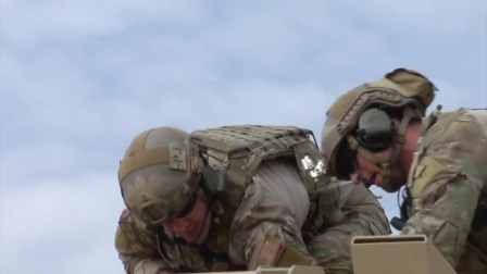 Pararescuemen of 83rd Expeditionary Rescue Squadron Train in Afghanistan