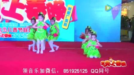 2017幼儿舞蹈视频大全最新 幼儿园六一儿童少儿教学舞蹈视频大全《荷塘月色》