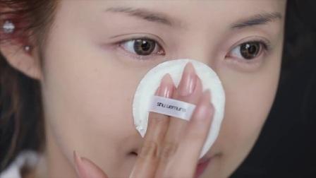Shu uemura x PONY Petal Skin Look (With subs)