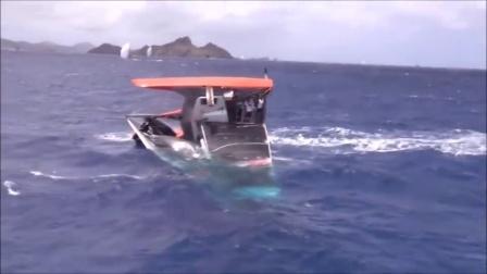 Sailing Foiling Fail Compilation [2017]