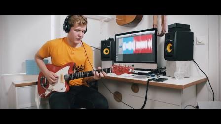 JHS Pedals Pulp N Peel V4 (demo)