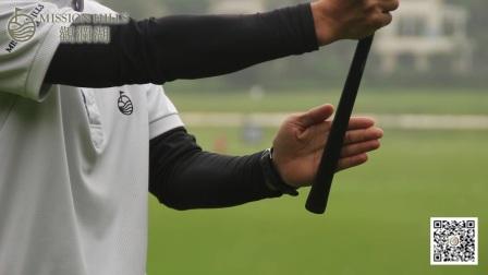 一分钟教会你高尔夫标准握杆