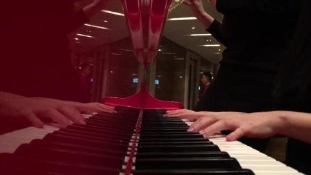 钢琴&长笛《凉凉》三_tan8.com