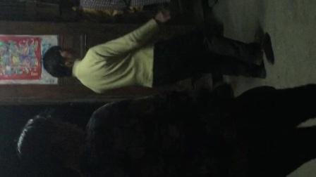 贵州黔东南苗族侗族自治州天柱县瓮洞镇尖山村大坡组老妈子广场舞