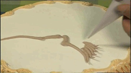 奶油霜裱花杯子蛋糕的做法葱油饼干